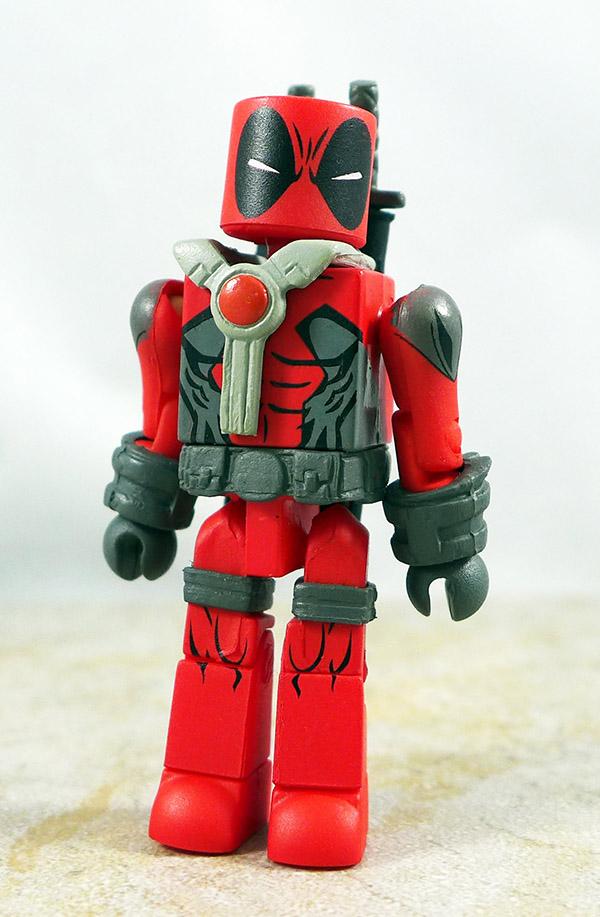 Debut Deadpool Custom Loose Minimate (Marvel TRU Wave 22)