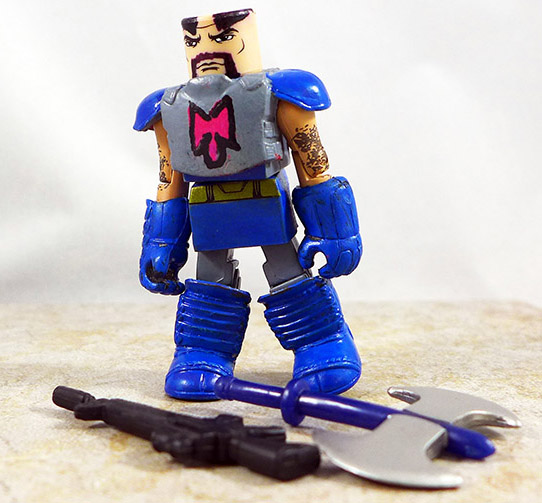 Skurge the Executioner Custom Painted Loose Minimate
