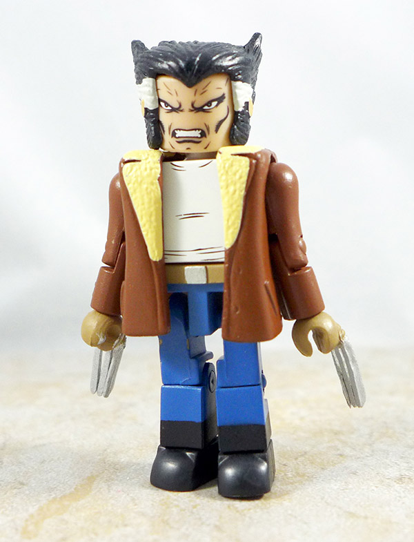 Future Wolverine Partial Custom Loose Minimate (Days of Future Past Box Set)