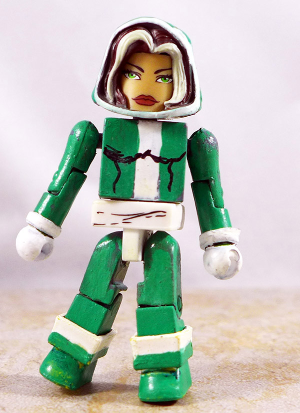 Marvel NOW! Rogue Custom Painted Loose Minimate