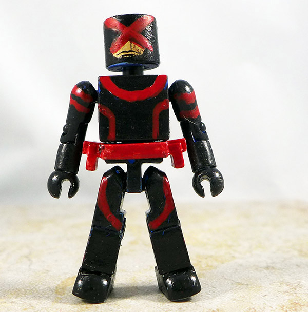 Marvel NOW! Cyclops Custom Painted Loose Minimate