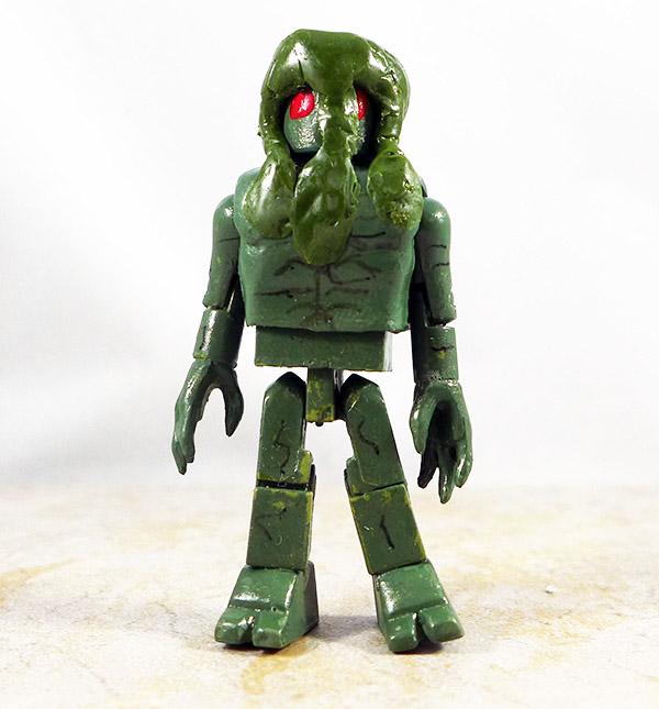 Man-Thing Custom Painted Loose Minimate