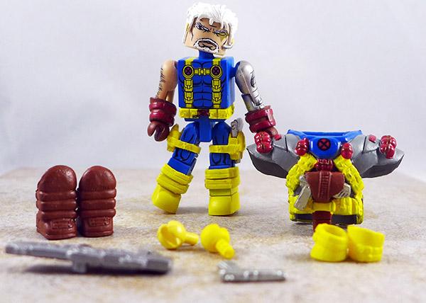 Marvel Minimates SDCC X-Force Cable