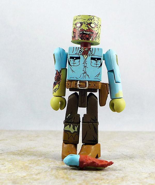 Guard Zombie Loose Minimate (Walking Dead Wave 3)