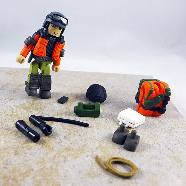 Search and Rescue 1 Loose Minimate (Elite Heroes Wave 2)