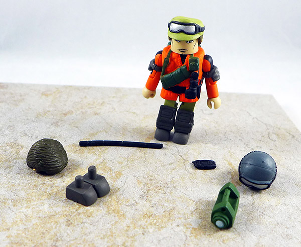 Search and Rescue 2 Loose Minimate (Elite Heroes Wave 2)