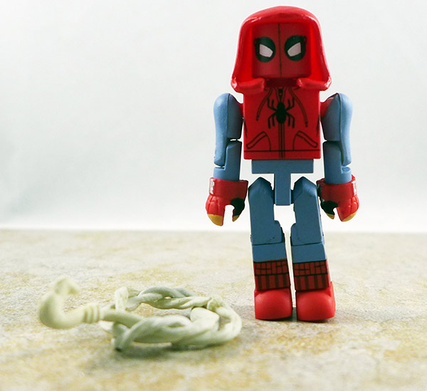 Homemade Suit Spider-Man Loose Minimate (Marvel Wave 73)