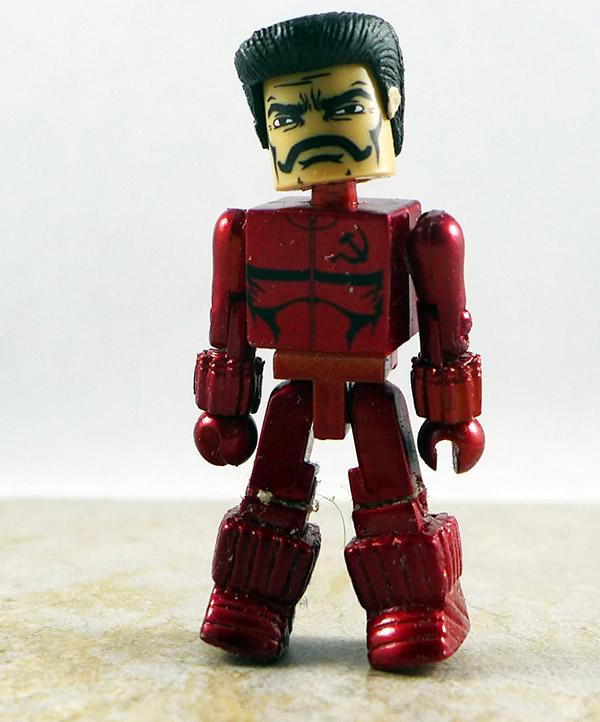 Crimson Dynamo Partial Loose Minimate (Marvel Wave 36)