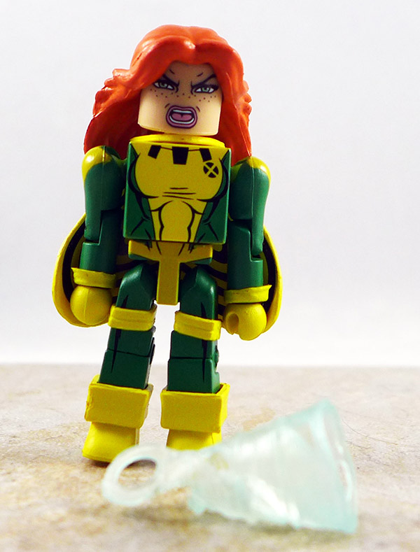 X-Force Siryn Partial Loose Minimate (Marvel Wave 65)
