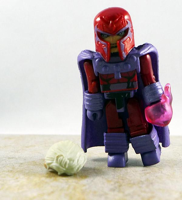 Dark Magneto Partial Loose Minimate (Marvel TRU Wave 9)