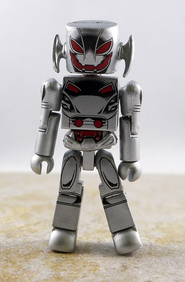 Ultron Drone Partial Loose Minimate (Marvel Villain Zombies 3 Box Set)