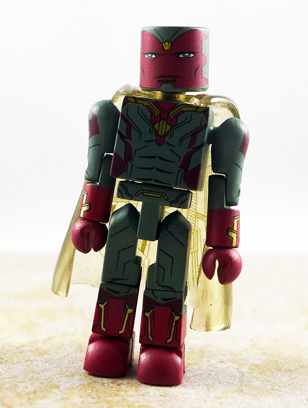 Vision Partial Loose Minimate (Marvel Wave 63)