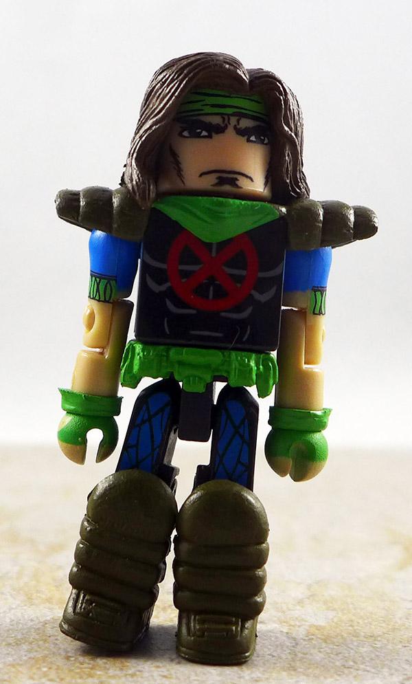 Rictor Loose Minimate (Marvel TRU Wave 13)