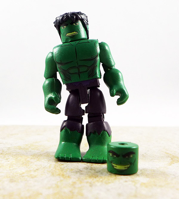 Hulk Loose Minimate (Marvel Walgreens Wave 1)