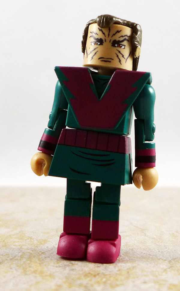 Molecule Man Loose Minimate (Marvel TRU Wave 4)