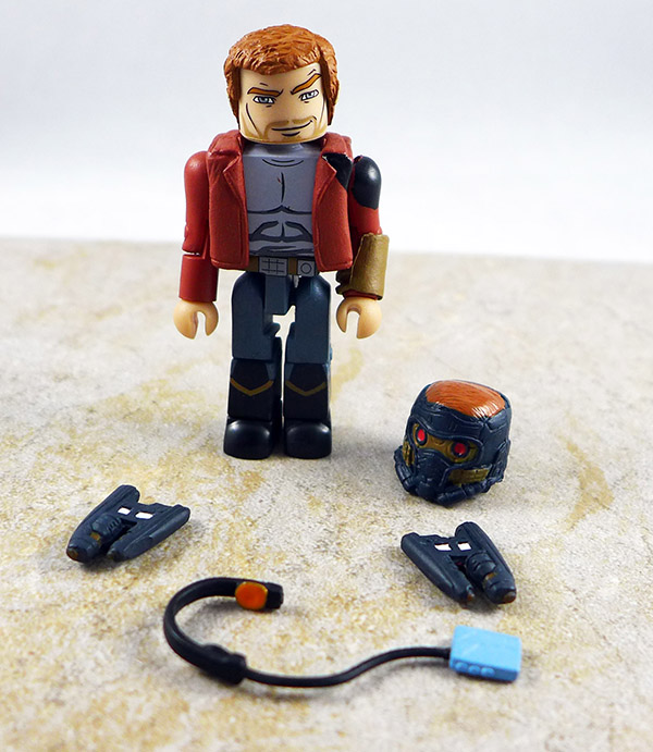 Star-Lord Loose Minimate (Marvel Walgreens Wave 1)