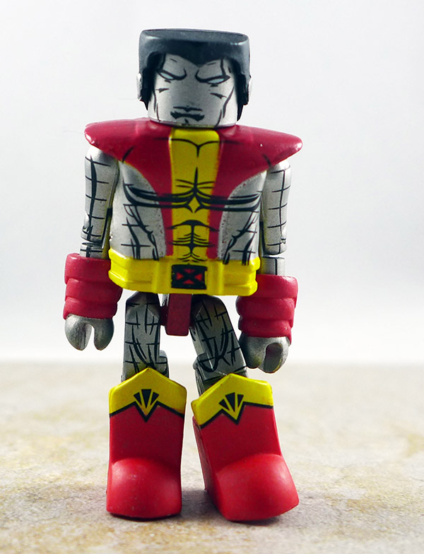Colossus Custom Loose Minimate (Marvel Wave 47)