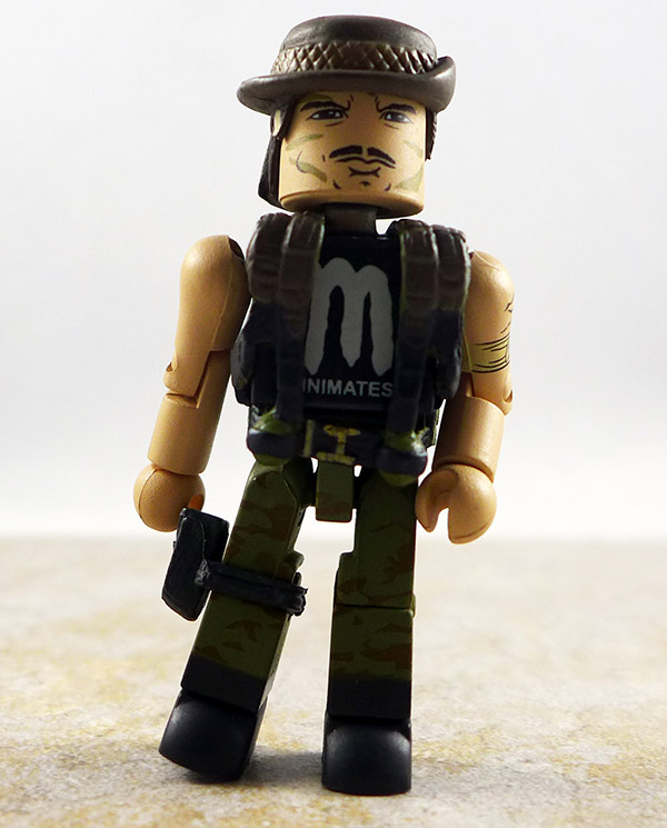 Blain Custom Partial Loose Minimate (Predator Series 2)