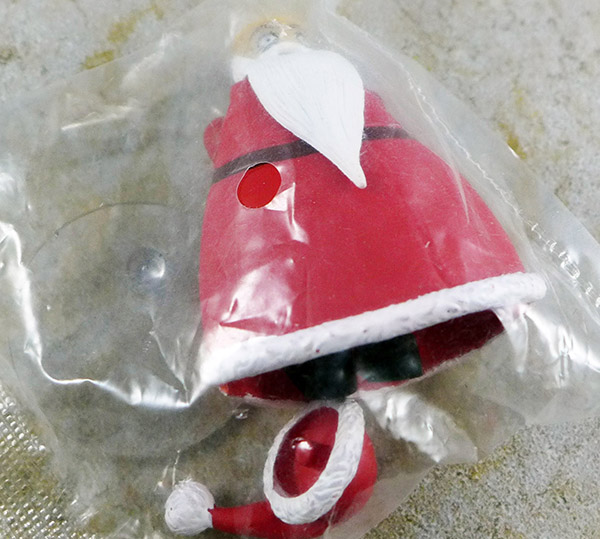 Santa Claus Loose Minimate (Nightmare Before Christmas Series 2 Blind Bag)