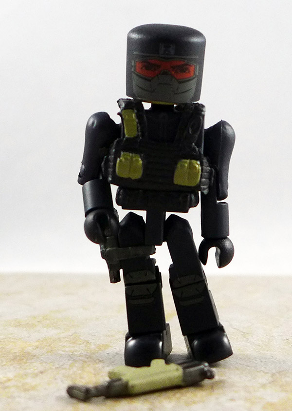 Mercenary Loose Minimate (Marvel Wave 67)