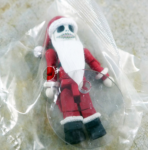 Santa Jack Loose Minimate (Nightmare Before Christmas Series 2 Blind Bag)