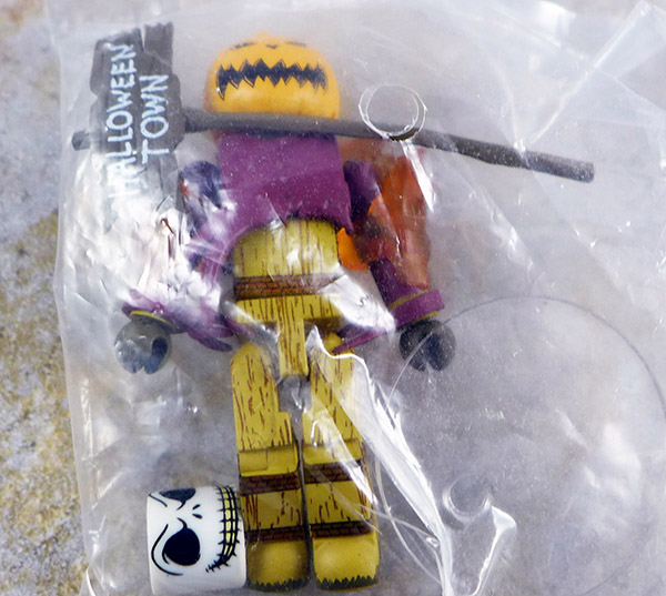 Pumpkin King Loose Minimate (Nightmare Before Christmas Series 2 Blind Bag)