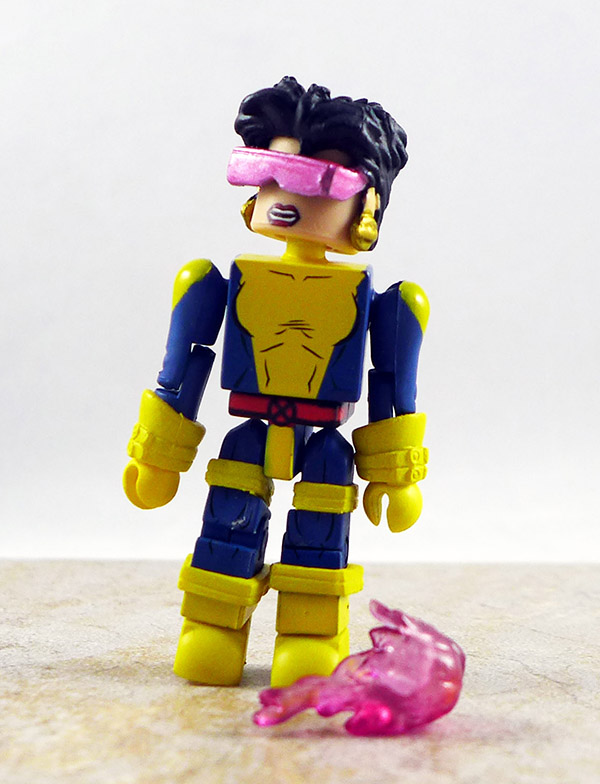 Strike Force Jubilee Partial Loose Minimate (Marvel Wave 60)