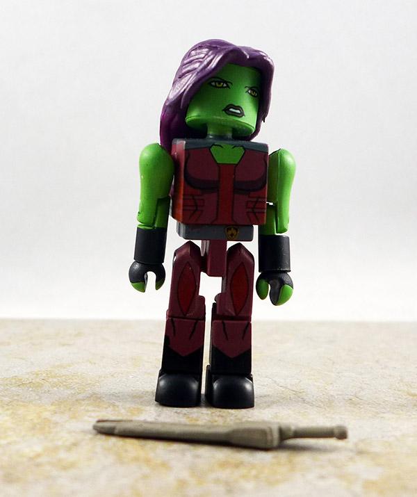Gamora Loose Minimate (Marvel Walgreens Wave 2)