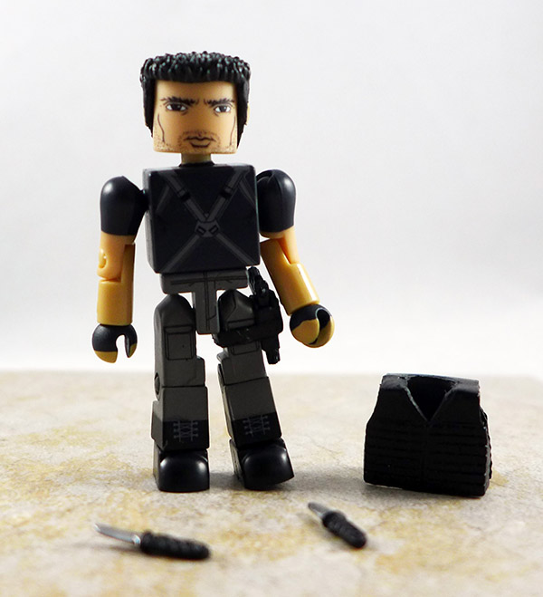 Brock Lumlow Custom Loose Minimate (Marvel Wave 55)