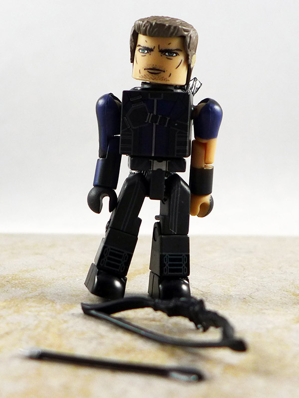 Hawkeye Partial Loose Minimate (Marvel Captain America; Civil War Wave 1)