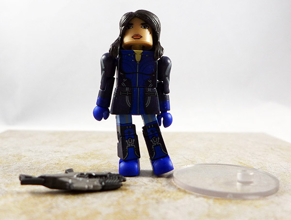 Ashley Loose Minimate (Mass Effect Blind Bags Wave 1)