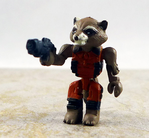 Rocket Raccoon Loose Minimate (Marvel Walgreens Wave 1)
