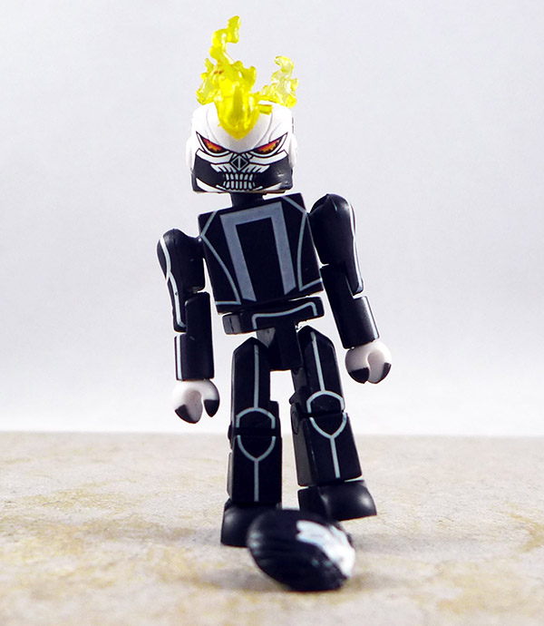 Robbie Reyes Ghost Rider Partial Loose Minimate (Marvel Wave 75)