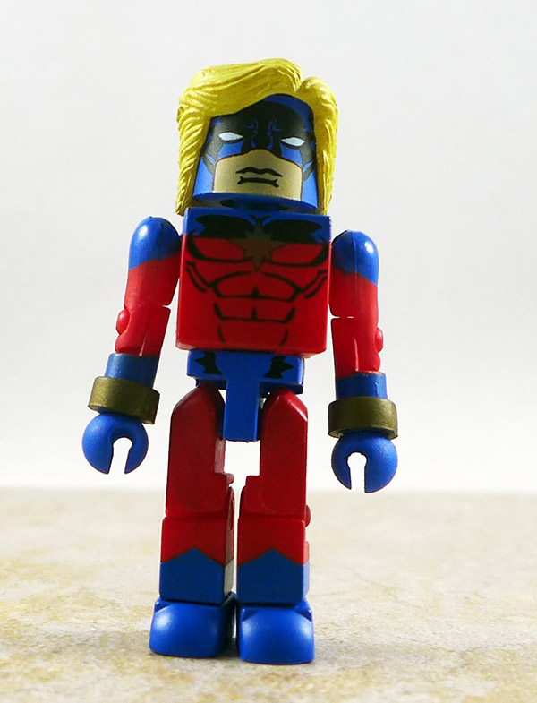 Captain Marvel Loose Minimate (Marvel Wave 31)
