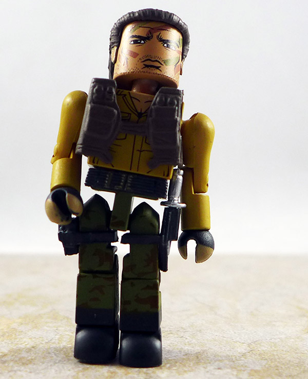 Rescue Mission Dutch Partial Loose Minimate (Predator Series 2)
