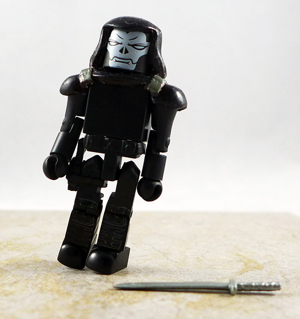 Shadowman Custom Loose Minimate (Comic Book Heroes Wave 1)