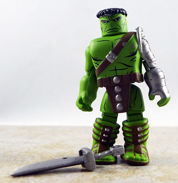 King Hulk Loose Minimate (Marvel Wave 74)