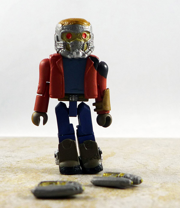 Star-Lord Custom Loose Minimate (Marvel Minimates Wave 71)