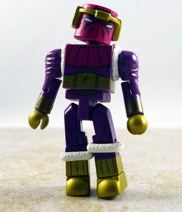 Baron Zemo II Partial Loose Minimate (Marvel Wave 50)