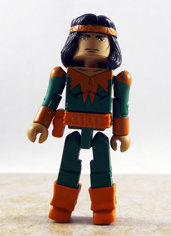 Shaman Loose Minimate (Alpha Flight Box Set 2)
